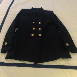 Zara size small sailor jacket worn once